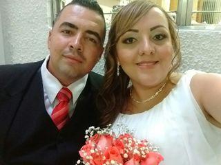 El matrimonio de Norlady y Juan David