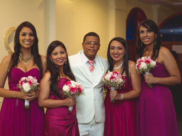 El matrimonio de Jose y Viviana en Cartagena, Bolívar 28
