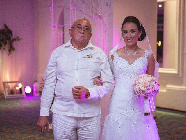 El matrimonio de Jose y Viviana en Cartagena, Bolívar 37