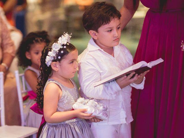El matrimonio de Jose y Viviana en Cartagena, Bolívar 42