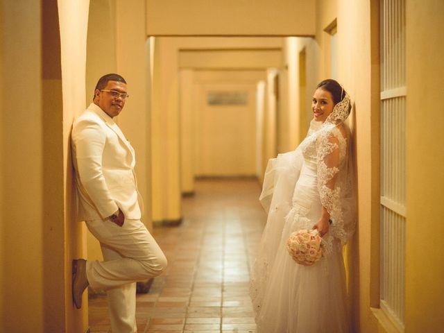 El matrimonio de Jose y Viviana en Cartagena, Bolívar 49