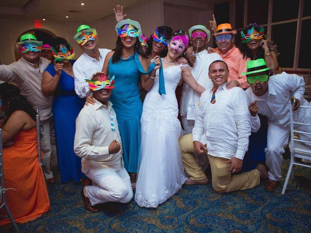 El matrimonio de Jose y Viviana en Cartagena, Bolívar 53