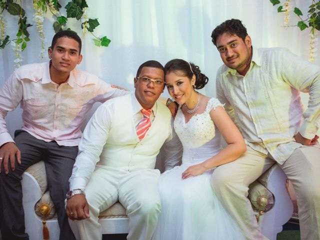 El matrimonio de Jose y Viviana en Cartagena, Bolívar 58
