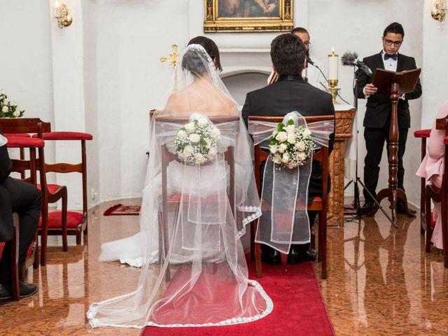El matrimonio de Luis y Valentina en Bogotá, Bogotá DC 2