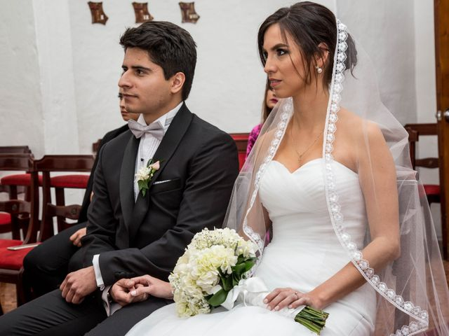 El matrimonio de Luis y Valentina en Bogotá, Bogotá DC 3