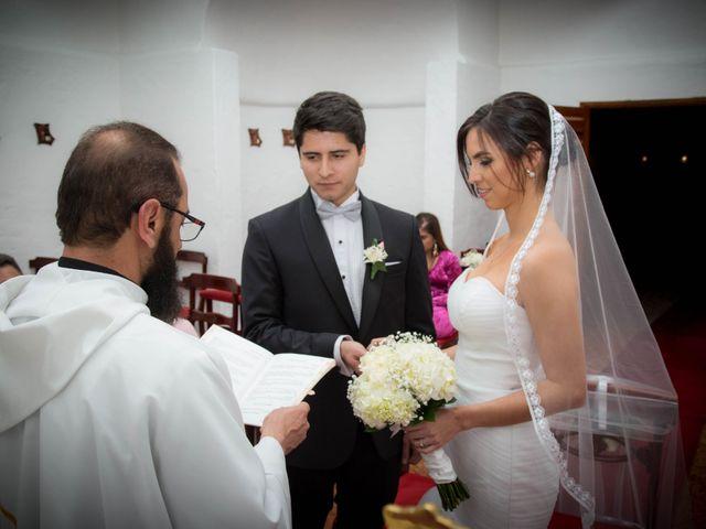 El matrimonio de Luis y Valentina en Bogotá, Bogotá DC 12