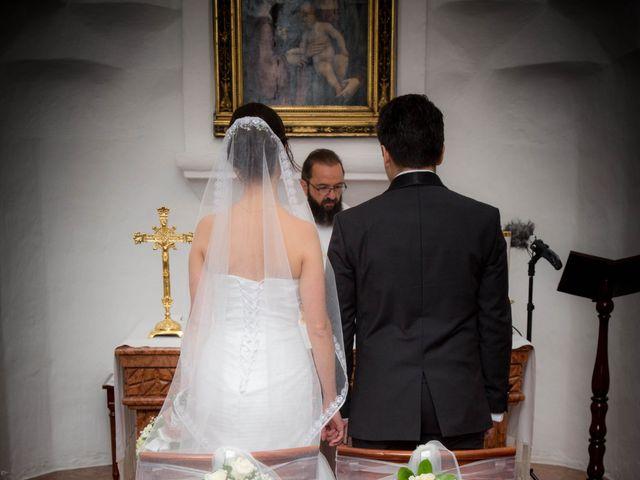 El matrimonio de Luis y Valentina en Bogotá, Bogotá DC 13