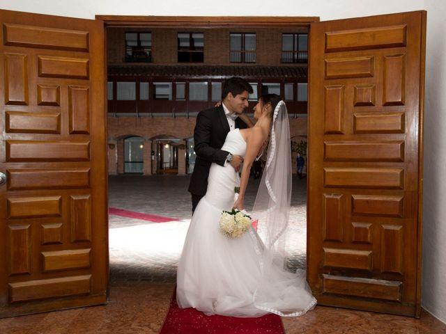 El matrimonio de Luis y Valentina en Bogotá, Bogotá DC 20