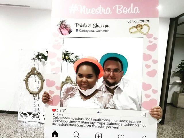 El matrimonio de Pablo y Shannon en Cartagena, Bolívar 9