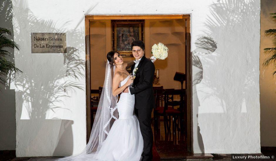 El matrimonio de Luis y Valentina en Bogotá, Bogotá DC