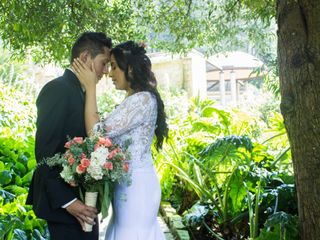 El matrimonio de Dayana y Edwin