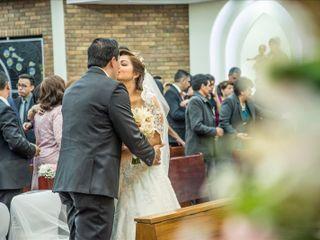 El matrimonio de Ana María y Harold