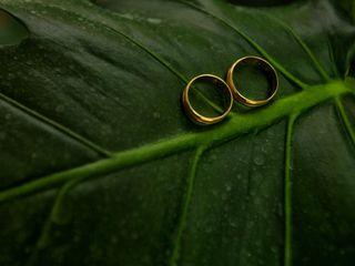 El matrimonio de Tatiana y Kieran 1