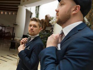 El matrimonio de Tatiana y Kieran 2