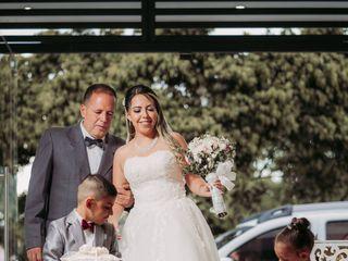 El matrimonio de Paola y Juan 1