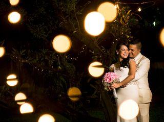 El matrimonio de Cindy y Camilo
