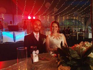 El matrimonio de Tatiana y Julio 1