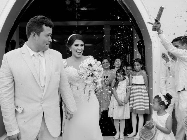 El matrimonio de Brigitte y Steven