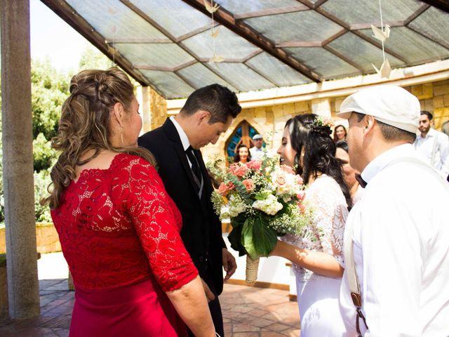 El matrimonio de Edwin y Dayana en Subachoque, Cundinamarca 9