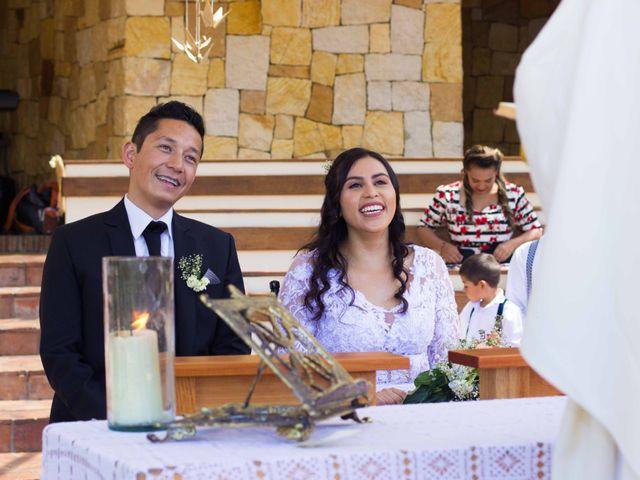 El matrimonio de Edwin y Dayana en Subachoque, Cundinamarca 12