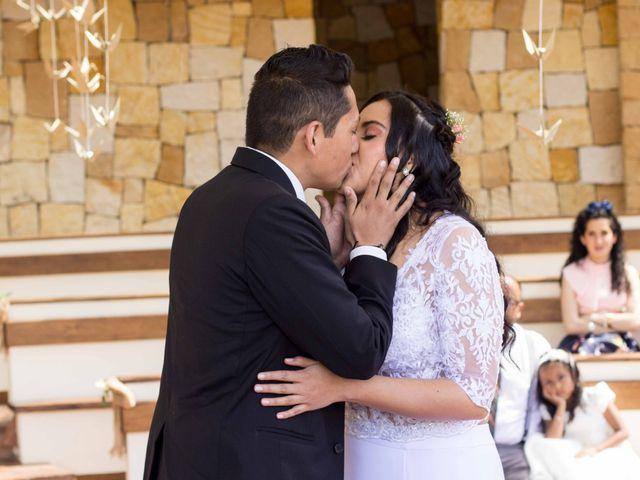 El matrimonio de Edwin y Dayana en Subachoque, Cundinamarca 14