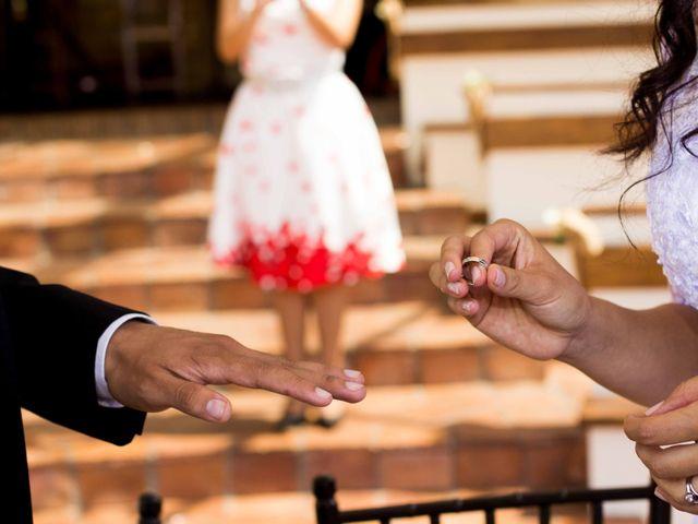 El matrimonio de Edwin y Dayana en Subachoque, Cundinamarca 15