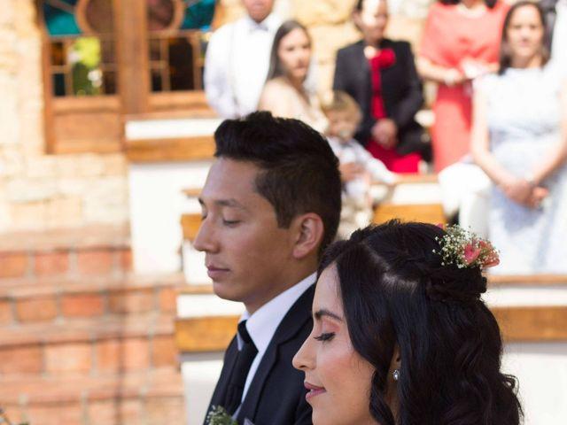 El matrimonio de Edwin y Dayana en Subachoque, Cundinamarca 17