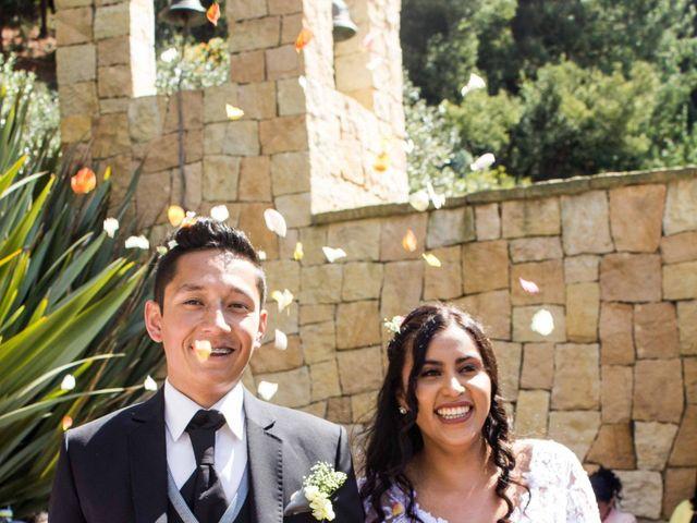 El matrimonio de Edwin y Dayana en Subachoque, Cundinamarca 24