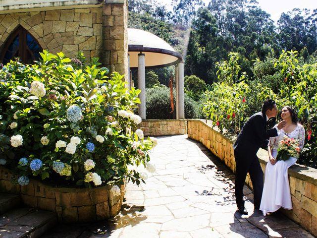 El matrimonio de Edwin y Dayana en Subachoque, Cundinamarca 29