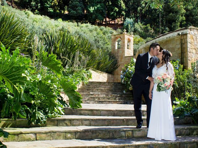 El matrimonio de Edwin y Dayana en Subachoque, Cundinamarca 30