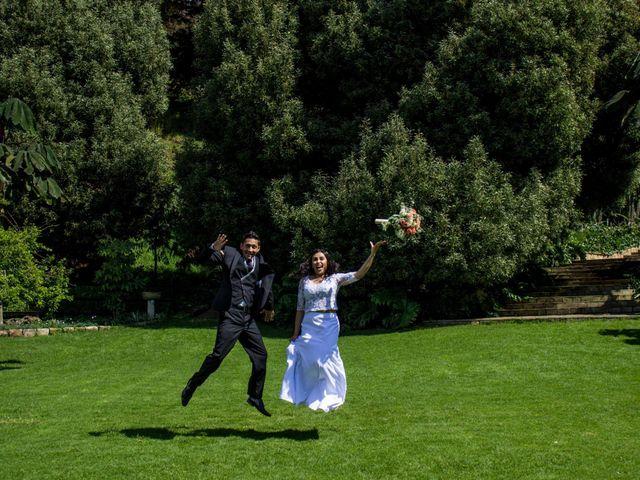 El matrimonio de Edwin y Dayana en Subachoque, Cundinamarca 36