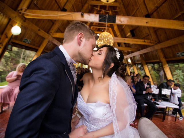 El matrimonio de Kieran y Tatiana en La Calera, Cundinamarca 9