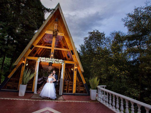 El matrimonio de Kieran y Tatiana en La Calera, Cundinamarca 12