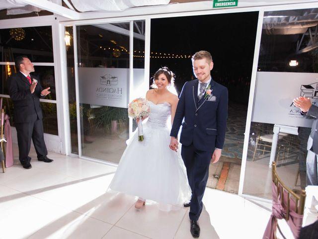 El matrimonio de Kieran y Tatiana en La Calera, Cundinamarca 19