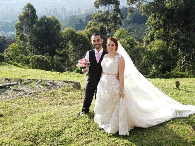 El matrimonio de Tatiana y Julio