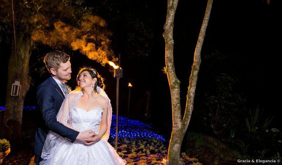 El matrimonio de Kieran y Tatiana en La Calera, Cundinamarca