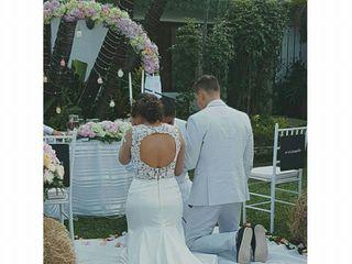 El matrimonio de Pia y Carlos 1