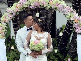 El matrimonio de Pia y Carlos 2