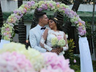 El matrimonio de Pia y Carlos 3