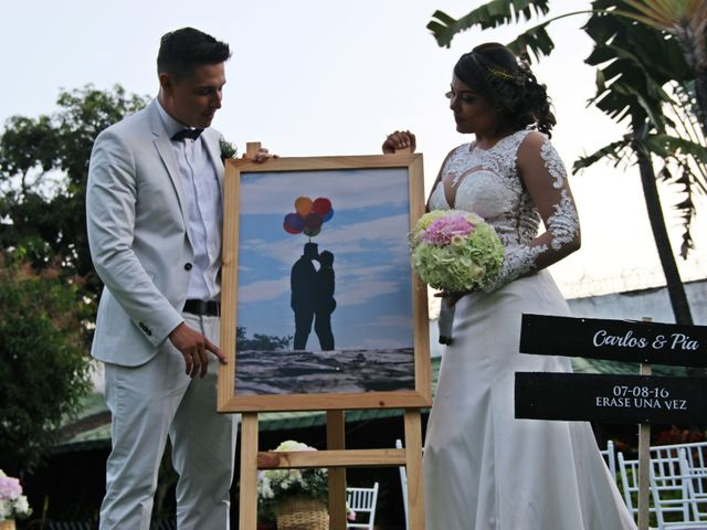 El matrimonio de Carlos y Pia en Cali, Valle del Cauca 6