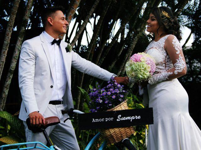 El matrimonio de Carlos y Pia en Cali, Valle del Cauca 7