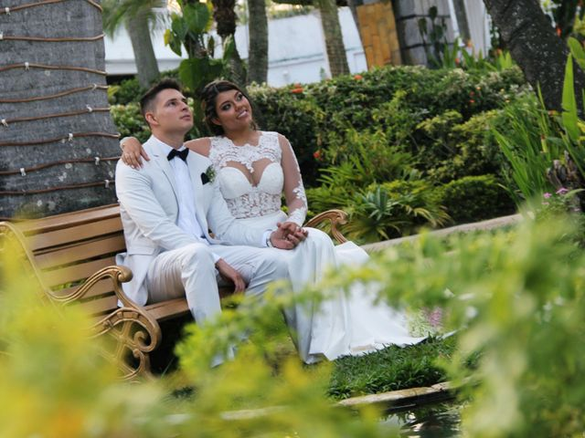 El matrimonio de Carlos y Pia en Cali, Valle del Cauca 10