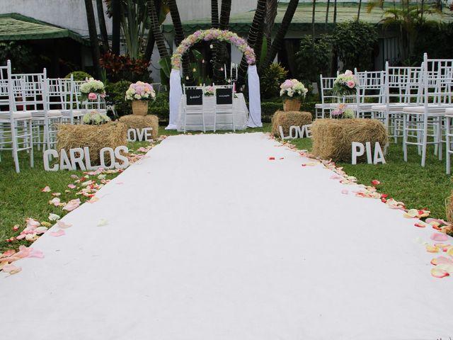 El matrimonio de Carlos y Pia en Cali, Valle del Cauca 27