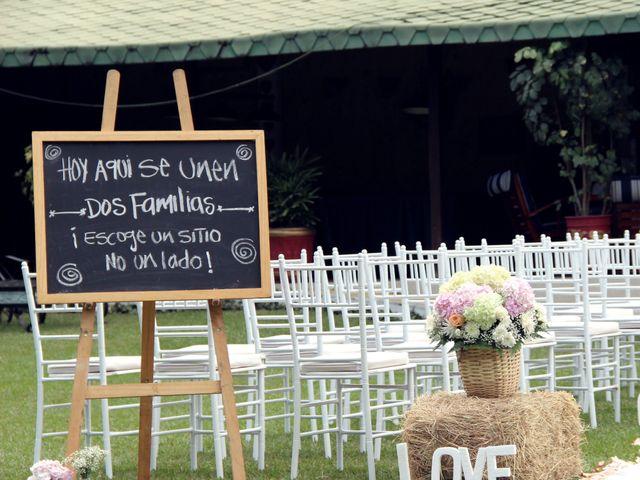 El matrimonio de Carlos y Pia en Cali, Valle del Cauca 32