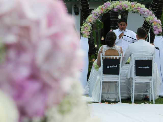 El matrimonio de Carlos y Pia en Cali, Valle del Cauca 38