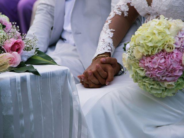 El matrimonio de Carlos y Pia en Cali, Valle del Cauca 39