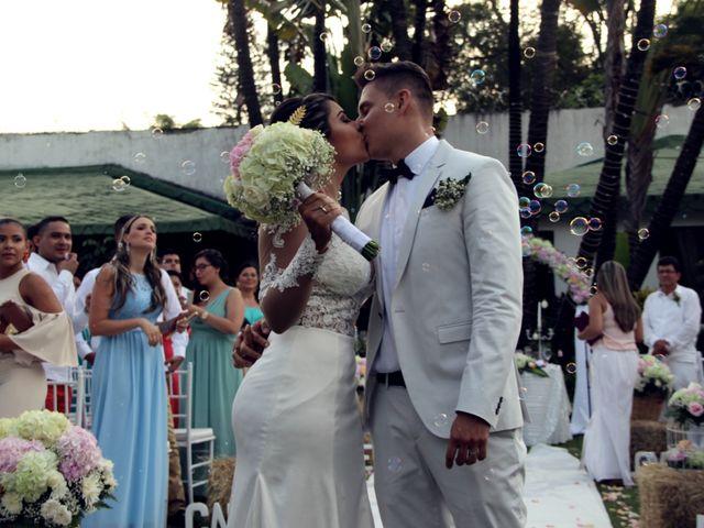El matrimonio de Carlos y Pia en Cali, Valle del Cauca 46