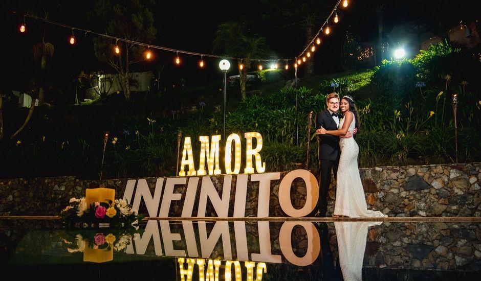 El matrimonio de Nicholas y Yisseth en Medellín, Antioquia