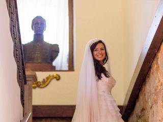 El matrimonio de Blancainés y Fernando 1
