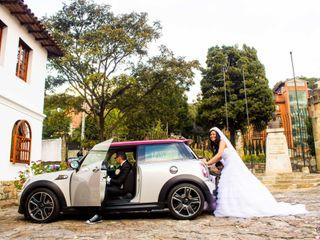 El matrimonio de Blancainés y Fernando